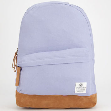 Volcom Supply & Demand Backpack Periwinkle One Size For Women 26216720101