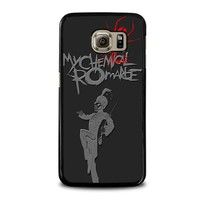 my chemical romance black parade 2 samsung galaxy s6 case cover  number 2