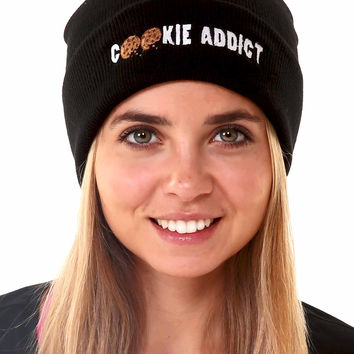 Cookie Addict Beanie