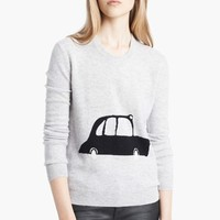 Burberry Brit Intarsia Sweater | Nordstrom