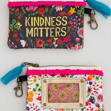 Kindness Matters ID Pouch