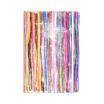 "Frederic Levy-Hadida ""Fancy Stripes Pastel"" Everything Notebook"