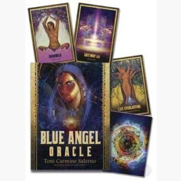 Blue Angel Oracle Deck & Book