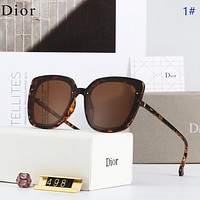 Dior New fashion polarized travel sun protection glasses eyeglasses women 1#