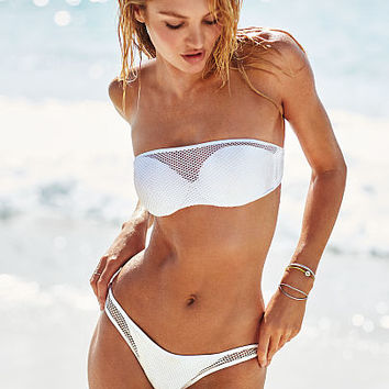 The High-leg Mesh Itsy - Beach Sexy - Victoria's Secret