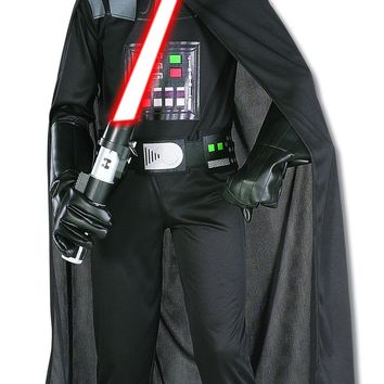 Rubies Star Wars Childs Darth Vader Costume Small