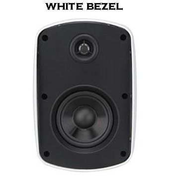2Way Outdoor Speaker White