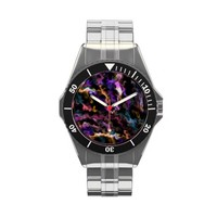 Abstract Swirl and Spark Watch from Zazzle.com
