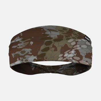 Incognito Mud Camo Headband