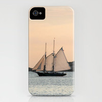 Sunset Sail iPhone Case by Shy Photog | Society6