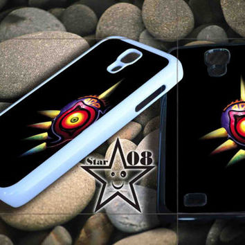 The legend of zelda majora iPhone Case, iPhone 4/4S, 5/5S, 5c, Samsung S3, S4 Case, Hard Plastic and Rubber Case By Dsign Star 08