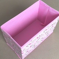 My Melody Storage box Holder Case Container Kawaii SANRIO Toy Stationery Clothes
