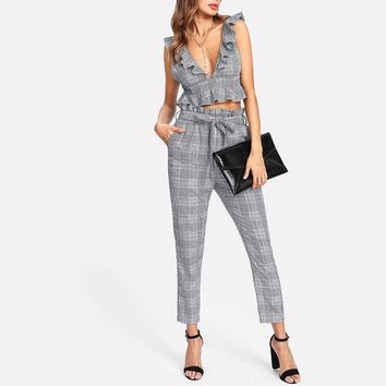 Office  Two-piece  Matching set