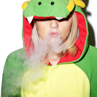 Sazac Dragon Kigurumi Multi One