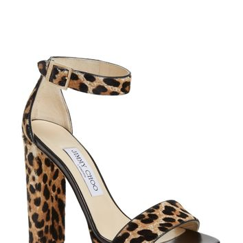 Jimmy Choo 'Holly' Ankle Strap Sandal (Women) | Nordstrom