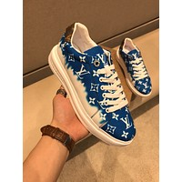 Bags Discount Men Fashion Boots fashionable Casual leather Breathable Sneakers Running Shoes