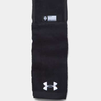 Under Armour UA Undeniable Football Player Towel - White, Black or Tropic Pink