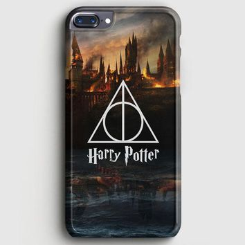 Harry Potter Deathly Hallows Dobby iPhone 8 Plus Case