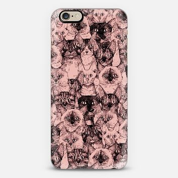 just cats pink @ casetify ~ get $10 off using code: 5A7DC3