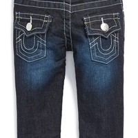 Infant Boy's True Religion Brand Jeans 'Geno' Relaxed Slim Fit Jeans