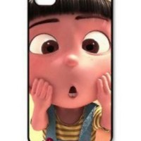 Despicable Me Minions Agnes iphone 5 case cover