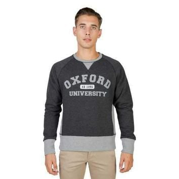 Oxford University OXFORD-FLEECE-RAGLAN