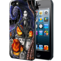 Jack Skellington Nightmare Before Christmas Samsung Galaxy S3 S4 S5 Note 3 , iPhone 4 5 5c 6 Plus , iPod 4 5 case, HtC One M7 M8