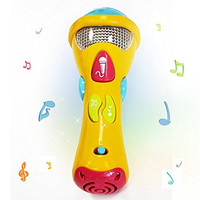 Wishtime Baby Sing & Learn Recording Microphone My Frist Musical Toys (Color May Vary)