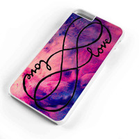 Infinity Refuse To Sink Anchor iPhone 6s Plus Case iPhone 6s Case iPhone 6 Plus Case iPhone 6 Case