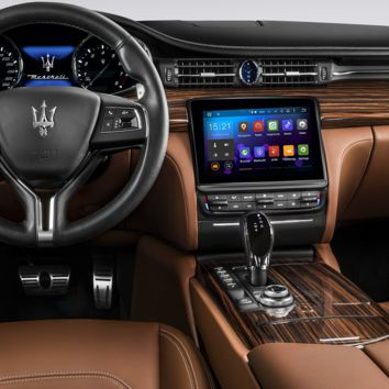 Maserati Quattroporte Android Video Interface