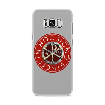 CHI-RHO MONOGRAM Samsung Galaxy S8 | Galaxy S8 Plus Case
