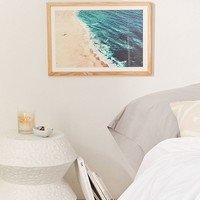 Ingrid Beddoes Nazare Beach Art Print | Urban Outfitters