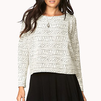 Well-Traveled Boxy Top