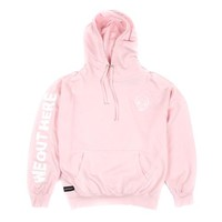 Get Outta Here Hoodie (Pink)