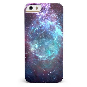 Trippy Space iPhone 5/5s or SE Candy Shell Case