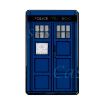 Kindle fire case  Tardis Doctor Who Cover for Kindle by DzinerCase