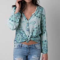 Billabong Silver Bloom Shirt