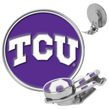 Texas Christian Horned Frogs Clip Magic