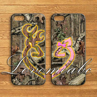 Samsung Galaxy Note 2/Note 3,Love Browning Deer Camo,Friends Couple Love, iPhone 4/4s/5/5s/5c, Samsung Galaxy S3/S4,S3 mini/s4 mini case