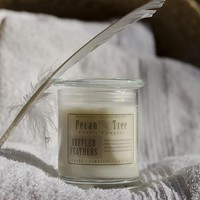 Ruffled Feathers Soy Candle from Pecan Tree Candle Company