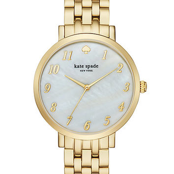 Kate Spade Monterey Watch Gold ONE