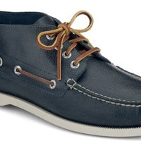 Sperry Top-Sider Authentic Original Boardwalk Chukka Boot Blue, Size 12M  Men's Shoes