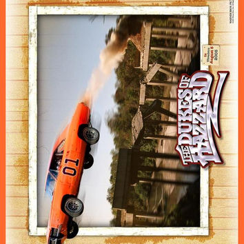 The Dukes of Hazzard 11x17 Movie Poster (2005)