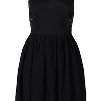 Petite Strappy Lace Side Dress - New In This Week - New In - Topshop USA