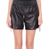T by Alexander Wang Stretchable cotton t-shirt