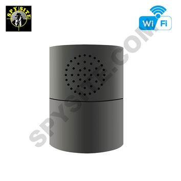 Wifi Rotating Lens Two-Way Talk Pet Camera & DVR - Wireless Security Camera