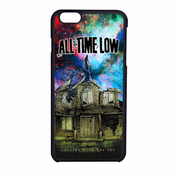 All Time Low Pierce The Veil Galaxy Design iPhone 6 Case