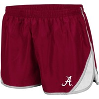 Alabama Crimson Tide Ladies Sprint Short - Crimson