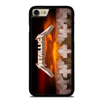 METALLICA MASTER OF PUPPETS iPhone 7 Case Cover