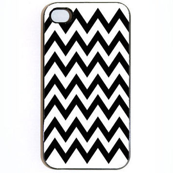 iPhone 4 4s Case Chevron Hard Iphone Case comes in by KustomCases